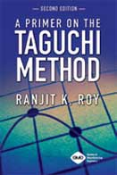 A Primer on the Taguchi Method, Second Edition