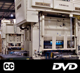Sheet Metal Stamping Presses DVD
